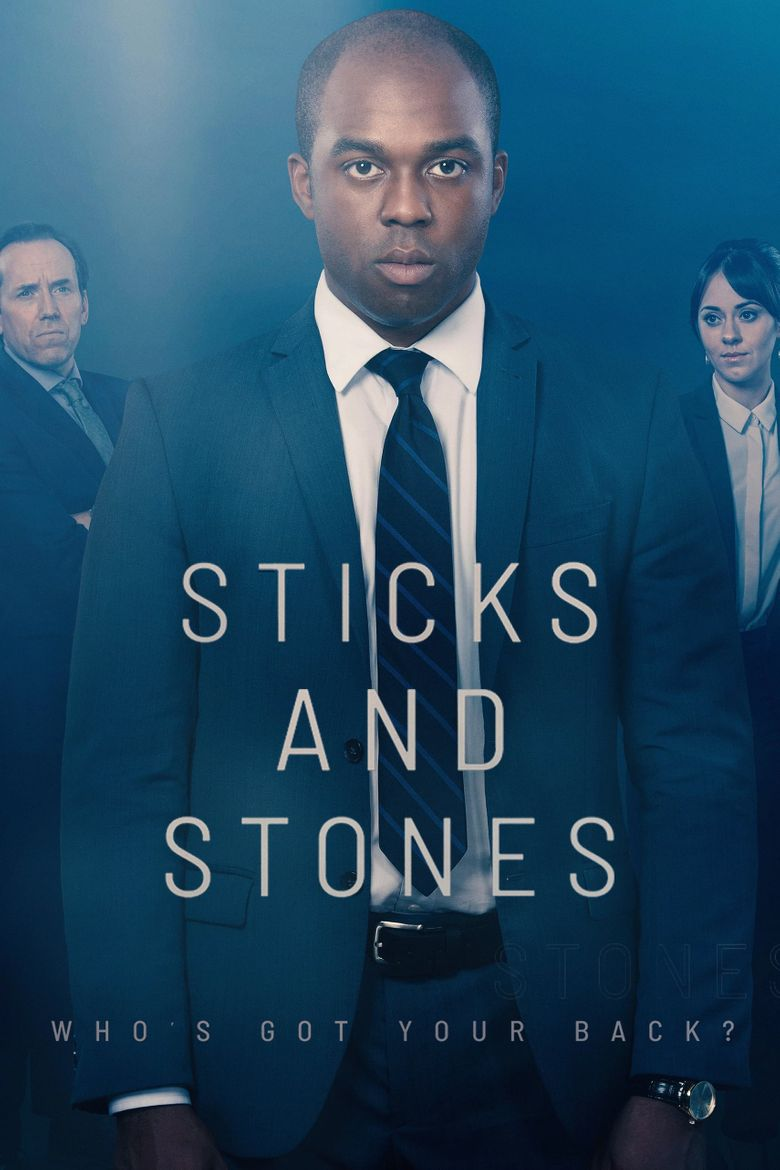 Sticks and Stones Poster
