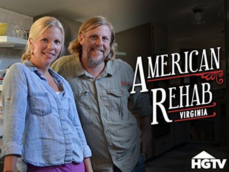 American Rehab: Virginia Poster