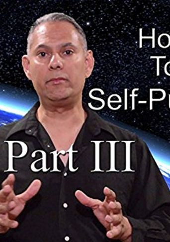 How To Self-Publish Poster