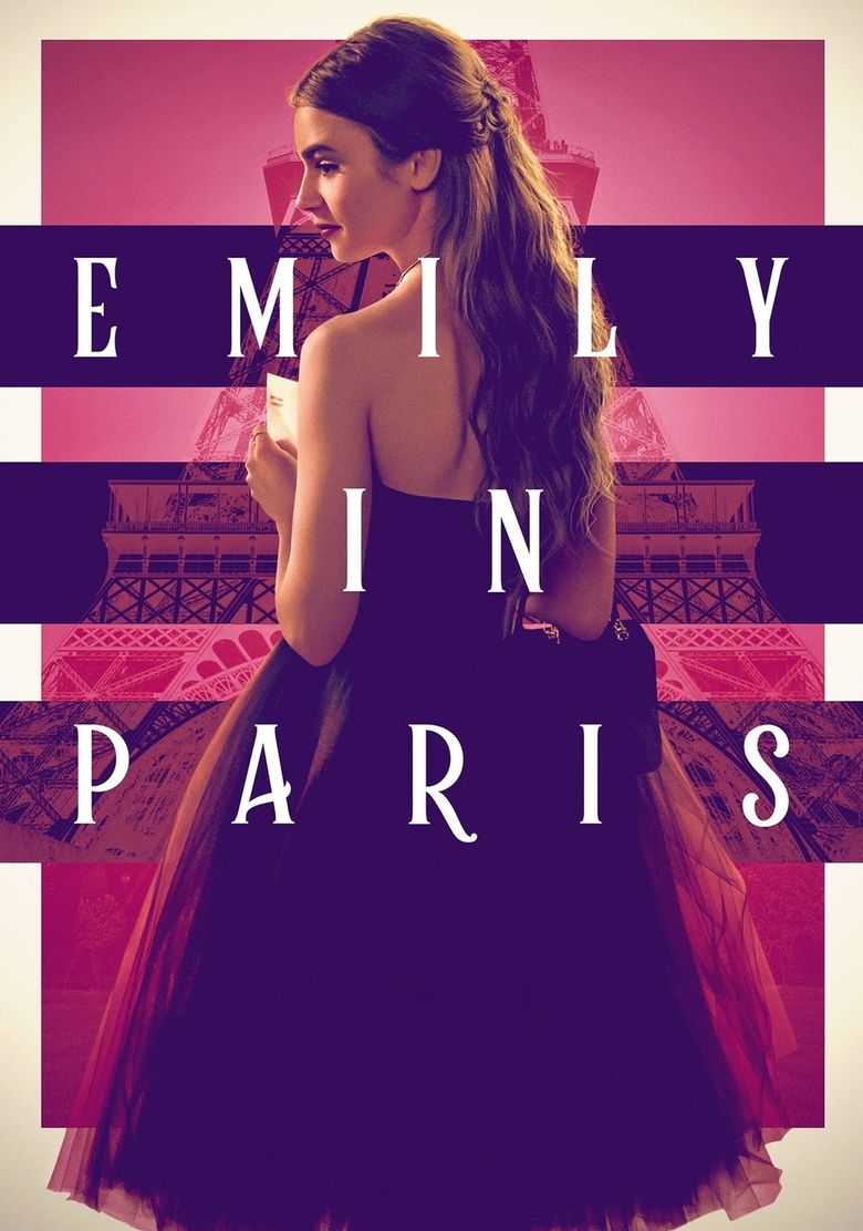 Emily in Paris Poster