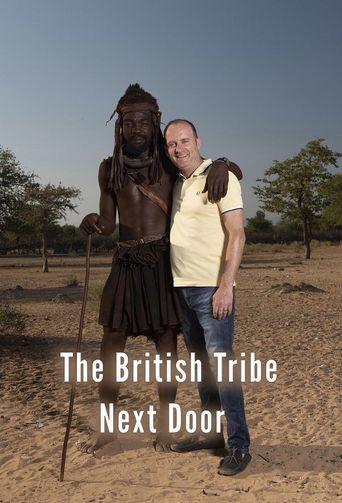 The British Tribe Next Door Poster