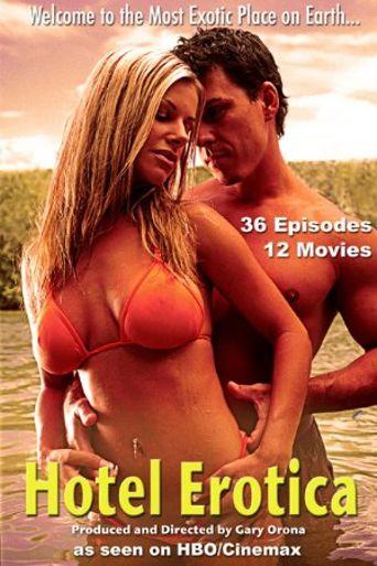 Hotel Erotica Poster