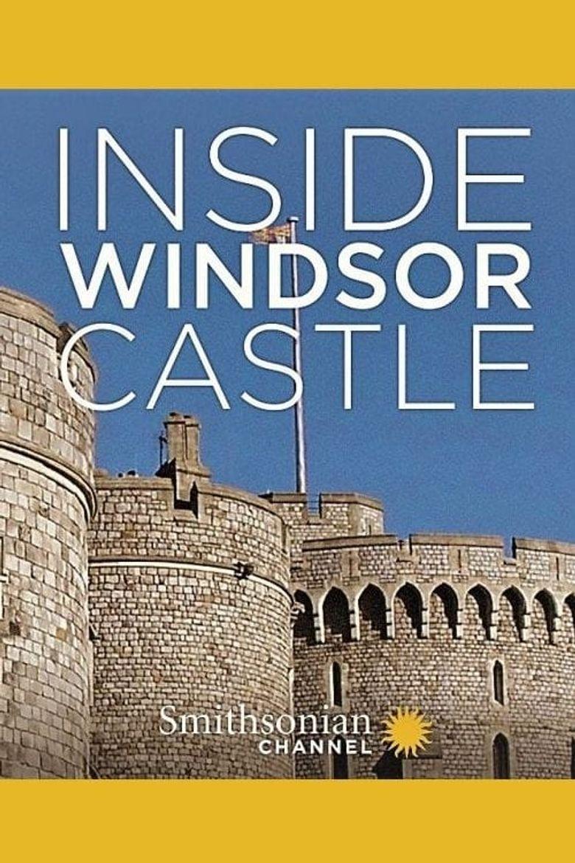 Inside Windsor Castle Poster