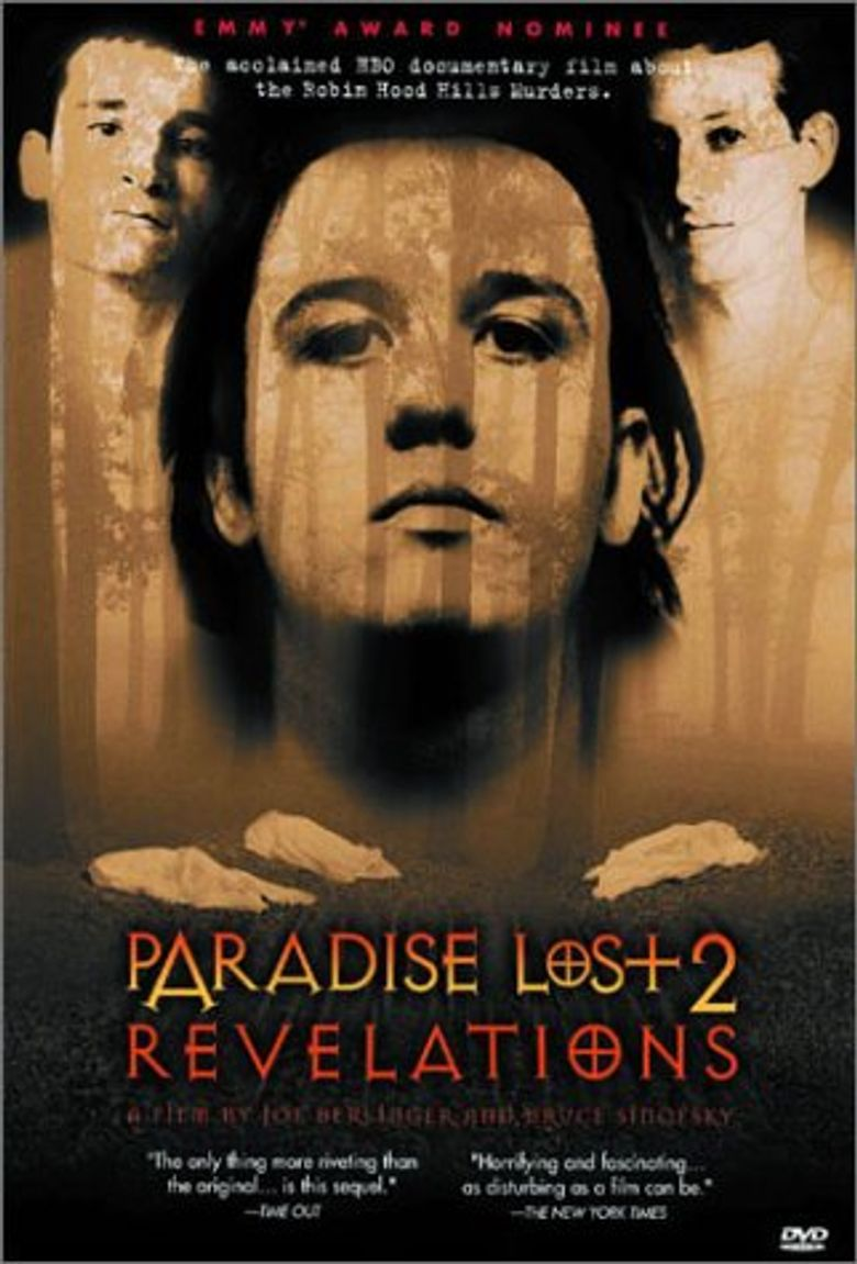 Paradise Lost 2: Revelations Poster