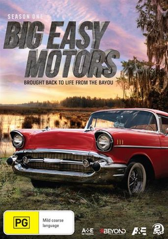 Big Easy Motors Poster