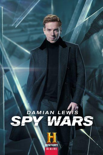 Damian Lewis: Spy Wars Poster