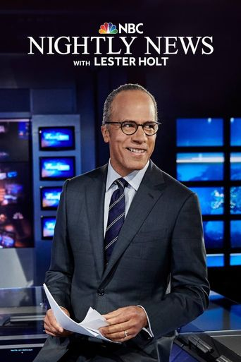 NBC Nightly News Poster