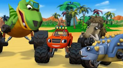 Season 02, Episode 02 Dino Dash