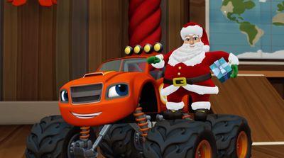 Season 02, Episode 06 Monster Machine Christmas