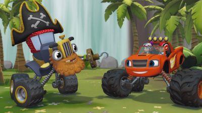Season 02, Episode 13 Treasure Track