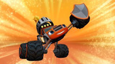 Season 02, Episode 07 Knight Riders