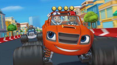 Season 02, Episode 12 Axle City Grand Prix