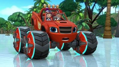 Season 07, Episode 09 Power Tires!