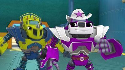 Season 07, Episode 04 Robots to the Rescue