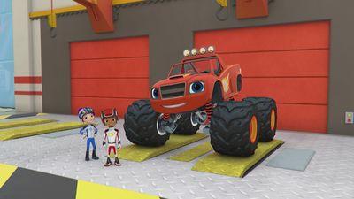 Season 05, Episode 11 The Mechanic Team!