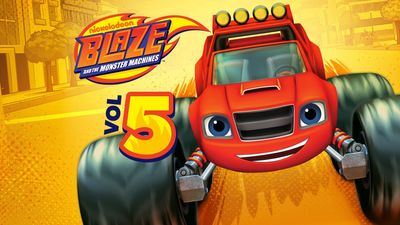 Season 05, Episode 03 The Bouncing Bull Racetrack