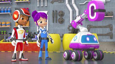 Season 04, Episode 03 Robot Power