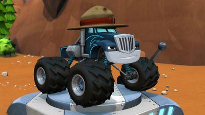 Season 01, Episode 14 Truck Rangers