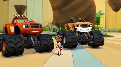 Season 01, Episode 08 The Jungle Horn