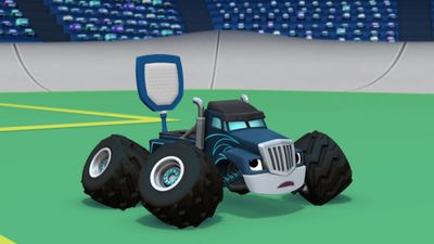 Season 01, Episode 11 Truckball Team-Up