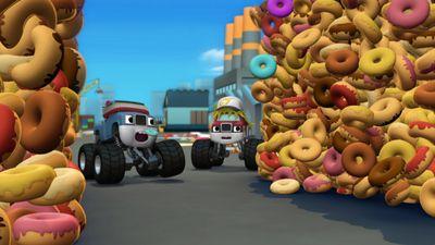 Season 01, Episode 10 Cake-tastrophe!