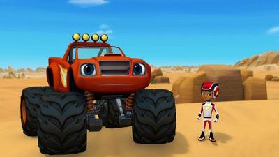 Season 01, Episode 17 Runaway Rocket