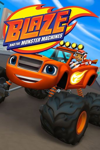 Watch Blaze and the Monster Machines
