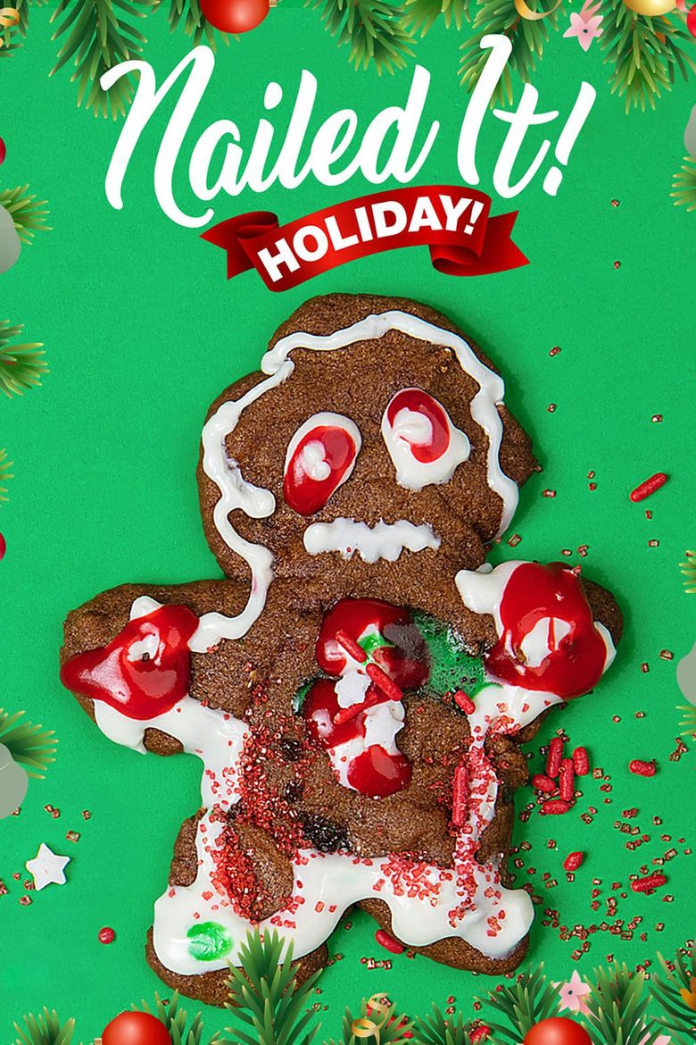 Nailed It! Holiday! Poster