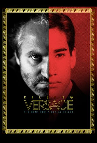 Killing Versace: The Hunt for a Serial Killer Poster
