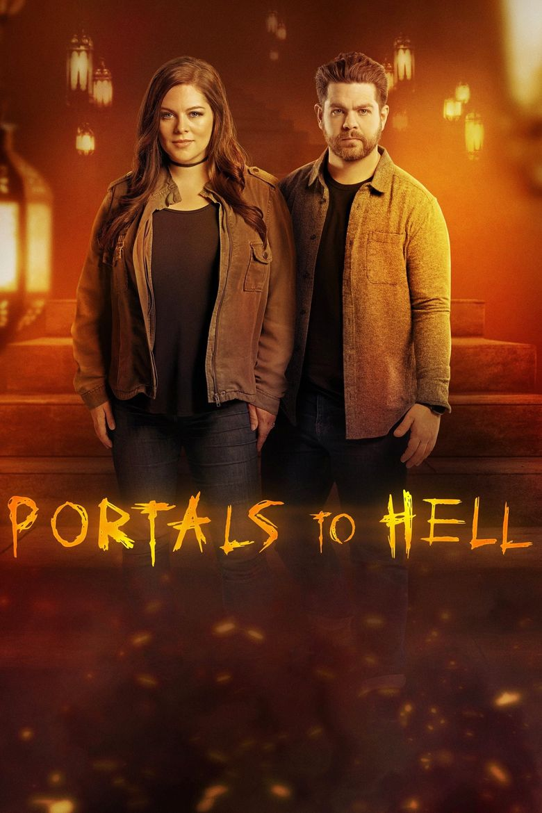 Portals to Hell Poster