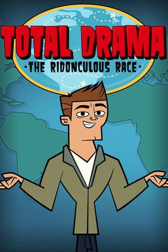 Watch Total Drama Presents: The Ridonculous Race