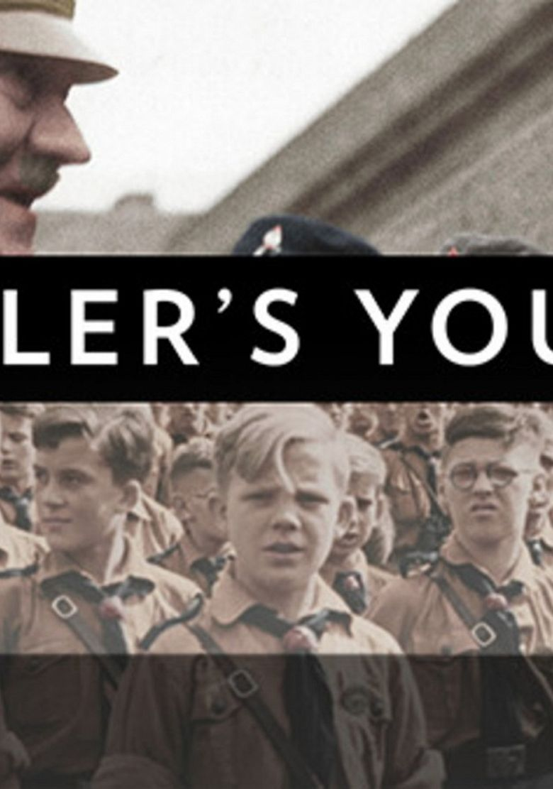 The Hitler Youth Poster