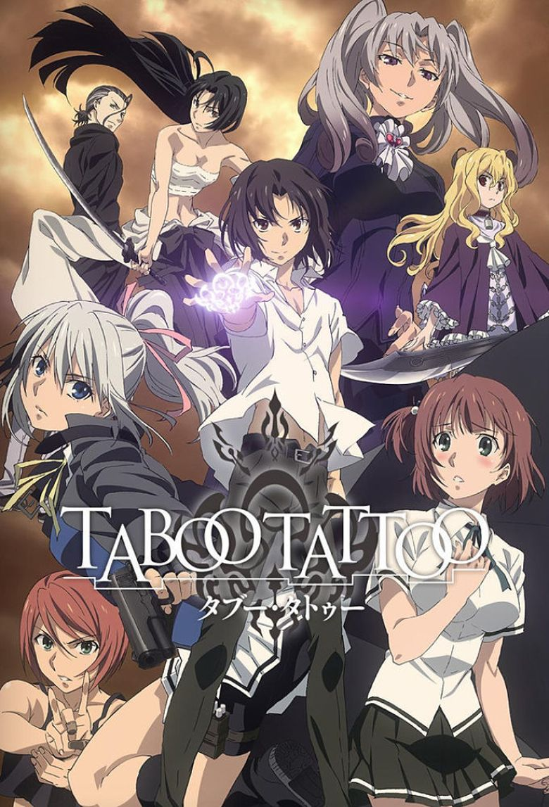 Taboo Tattoo Watch Episodes On Crunchyroll Or Streaming Online Reelgood