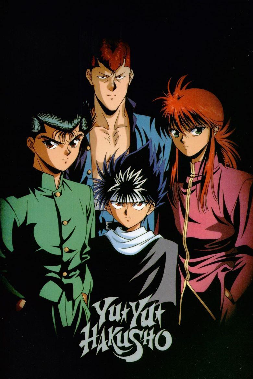 Yu Yu Hakusho Poster