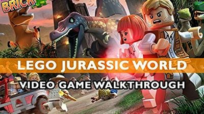 Clip: Lego Jurassic World Video Game Walkthrough Season 1