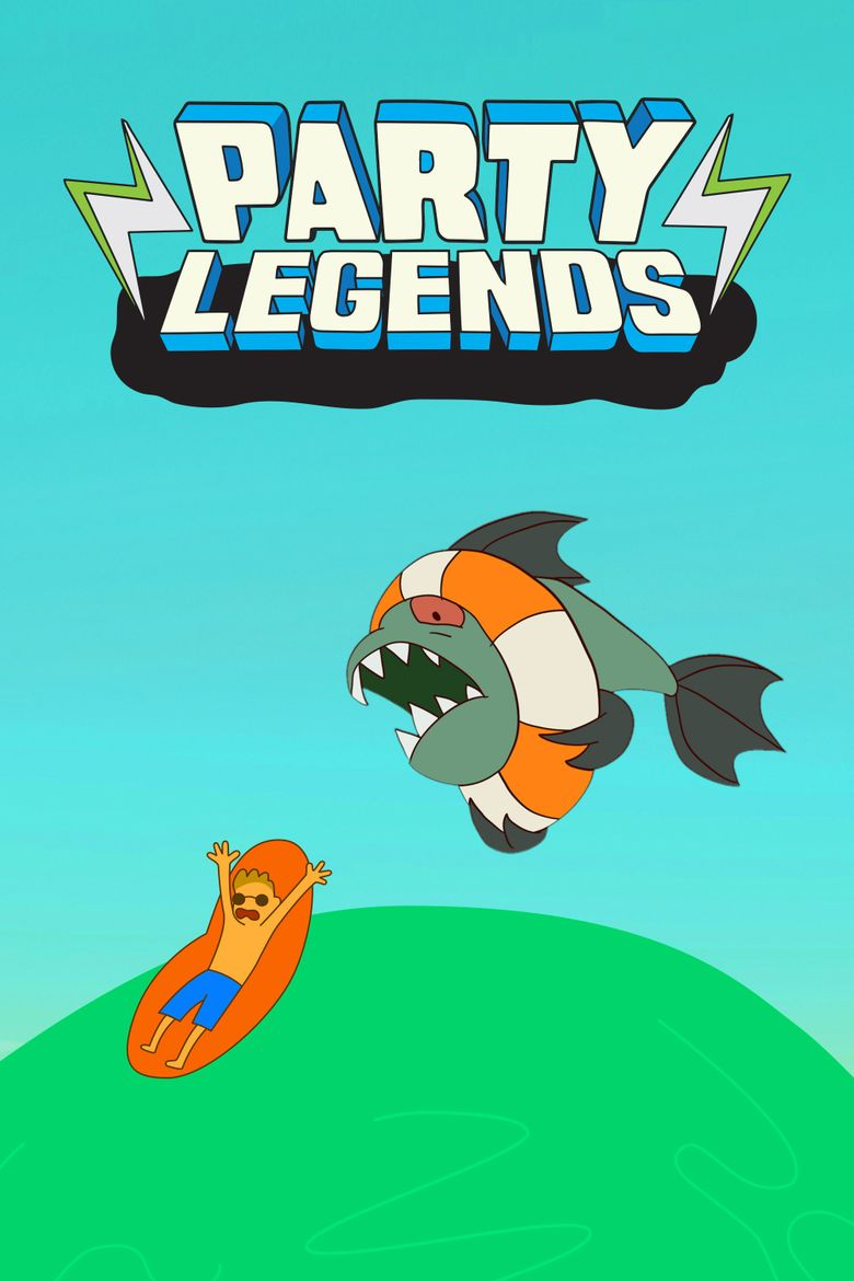 Party Legends Poster