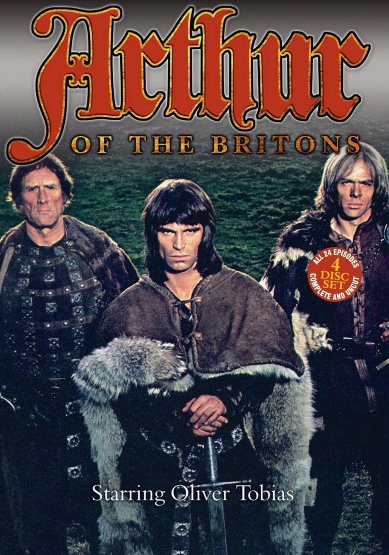 Arthur of the Britons Poster