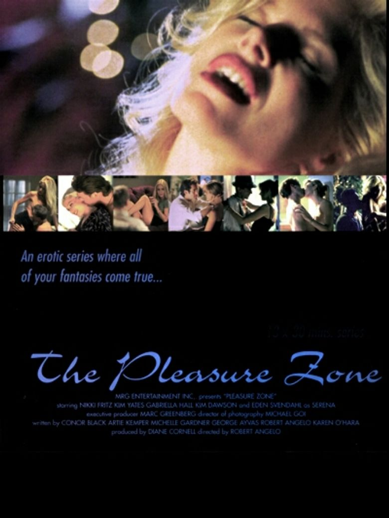 The Pleasure Zone Poster