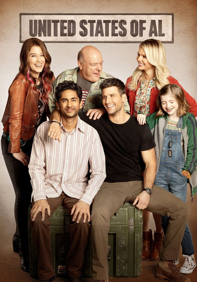 United States of Al Poster
