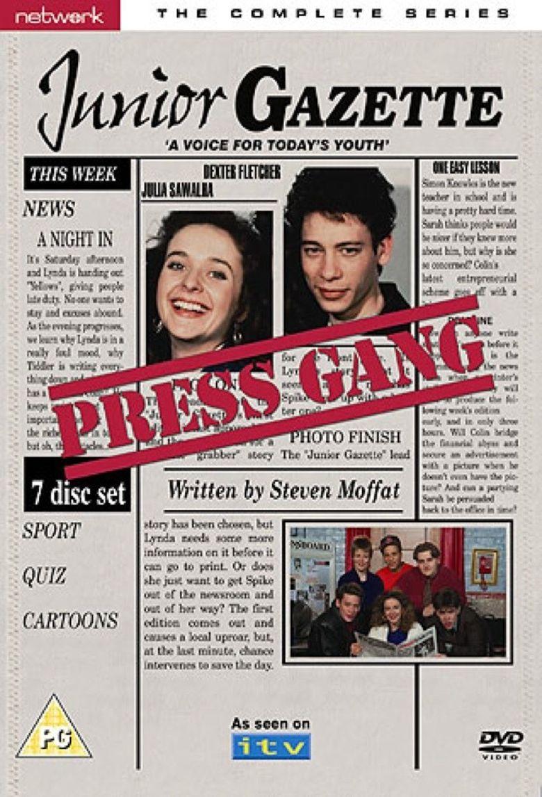 Press Gang Poster