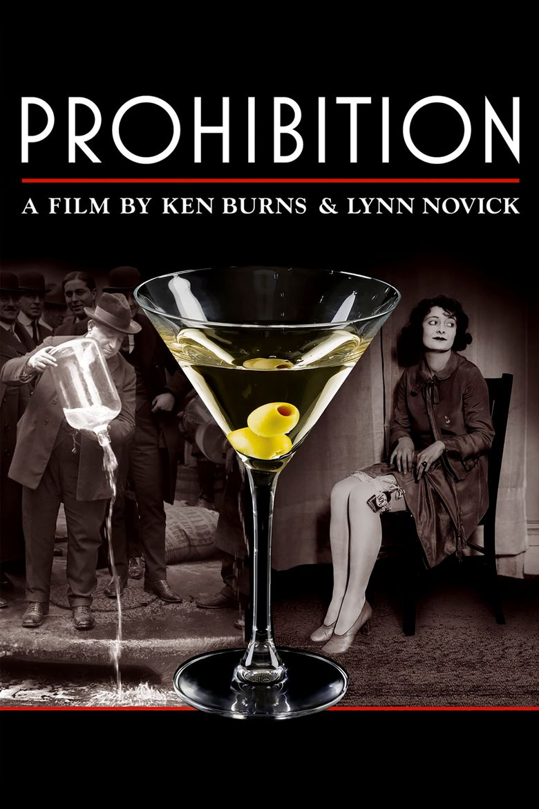 Prohibition Poster