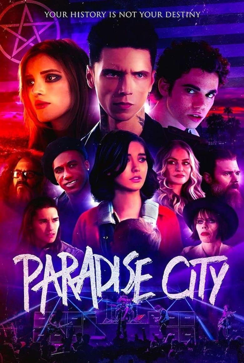 Paradise City Poster