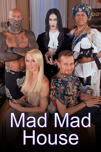 Mad Mad House Poster