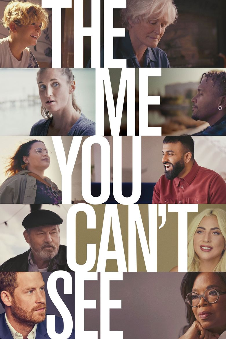 The Me You Can't See Poster