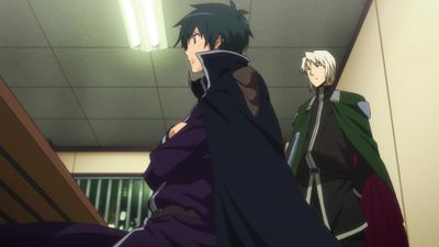 Season 01, Episode 01 The Devil Arrives in Sasazuka
