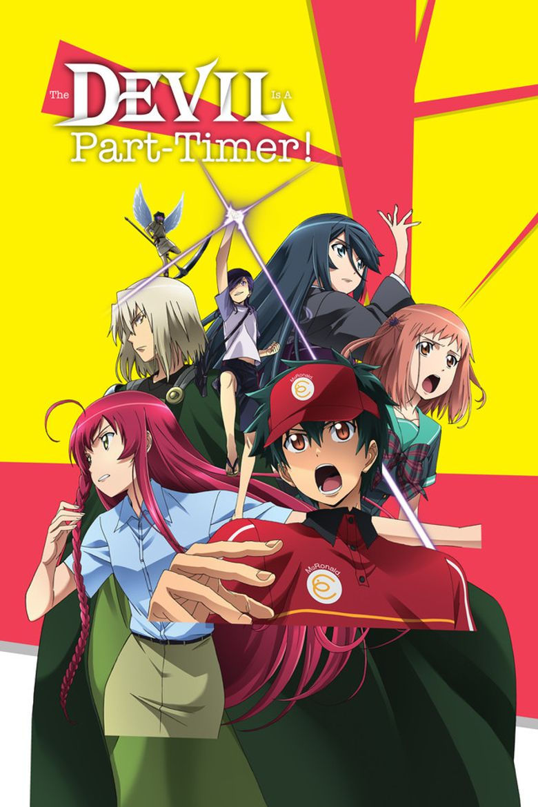 The Devil Is a Part-Timer! Poster