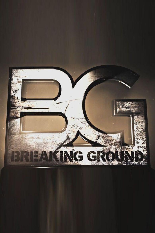 WWE Breaking Ground Poster