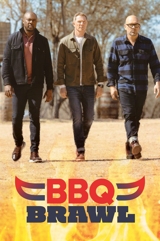 BBQ Brawl: Flay V. Symon Poster