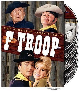 F Troop Poster