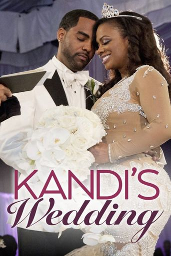 The Real Housewives of Atlanta: Kandi's Wedding Poster